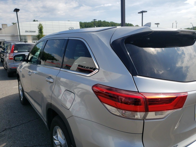 Certified Pre-Owned 2018 Toyota Highlander Limited