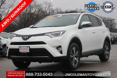 Pre-Owned 2018 Toyota RAV4 XLE 4D Sport Utility - 4440