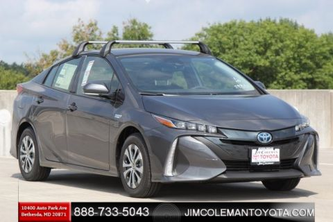 New 2020 Toyota Prius Prime XLE 5D Hatchback - 1237
