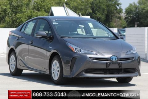 New 2019 Toyota Prius LE 5D Hatchback - 1223